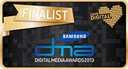 Brightspark Consulting Finalist for Digital Media Awards