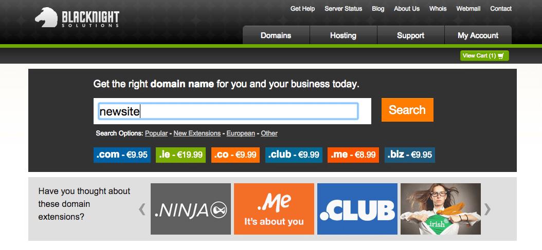 bk domains