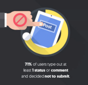 why we like comment share