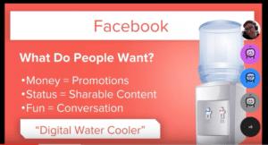 Social Media Strategy RGDATA webinar