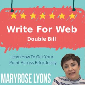 Write For Web
