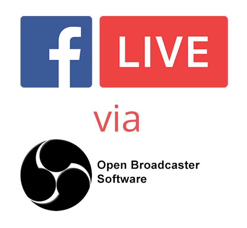 Facebook Live via OBS