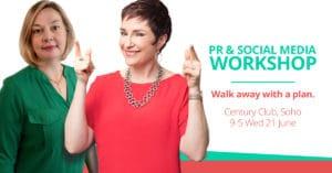 social media & pr workshop