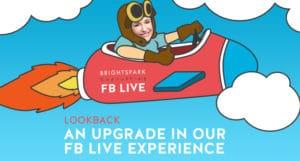 facebook live level up