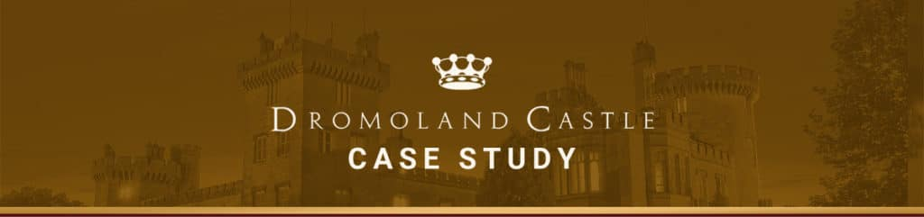 luxury hotel social media case study header