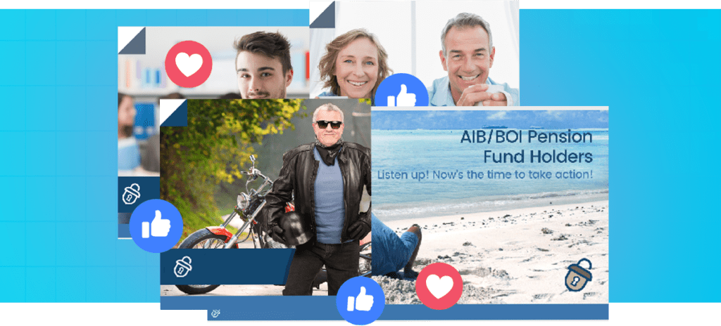 facebook ads pension fund manager case study