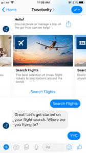 travelocity bot