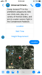 universal chatbot example