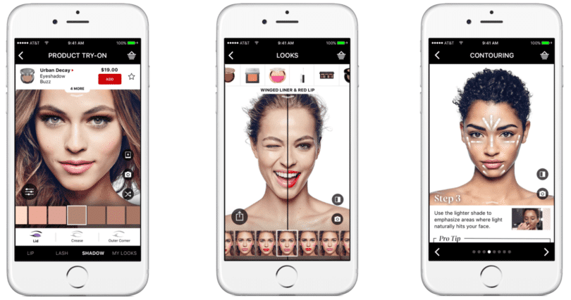 Sephora messenger bot