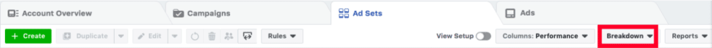 facebook dynamic creative ad se