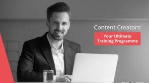 content social media course