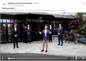 ballygarry house hotel video