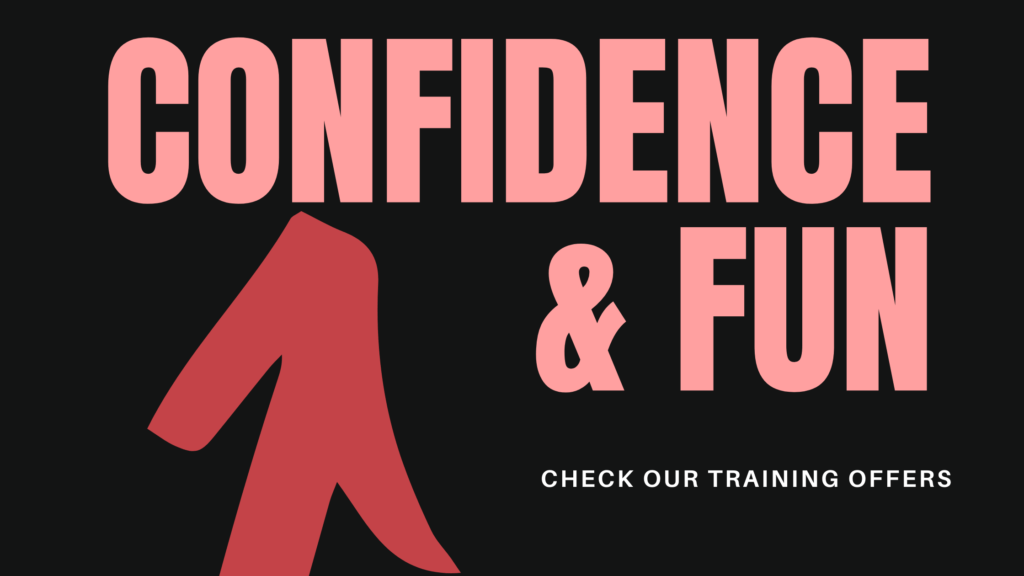 confident social media training